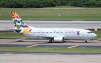 VP-CKW @ TPA - Caymen 737-300