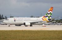 VP-CKY @ MIA - Cayman Airways 737-300