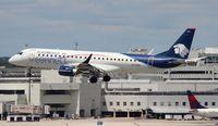 XA-BAC @ MIA - Aeromexico E190