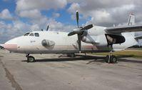 YV1275 @ TMB - Antonov 26
