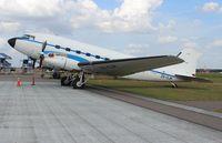 ZS-OJM @ LAL - Turbo DC-3