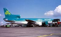 G-BBAF @ EIDW - Lockheed L-1011 TriStar 100 [1093 (Aer Lingus) Dublin~EI 15/05/1997