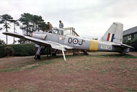 WV679 - Percival P.56 Provost T.1 [PAC/F/199] (Royal Air Force) Torbay Aircraft Museum-Paignton,~UK 13/09/1976