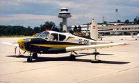 OE-DOK @ LOWK - SIAI-Marchetti S.205/20R [218] Klagenfurt~OE 19/06/1996
