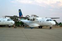 ZS-OGE @ FAJS - CASA 235-10 [C010](Air Namibia) Johannesburg Int~ZS 09/10/2003