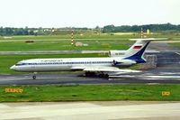 RA-85661 @ EDDL - Tupolev Tu-154M [89A-811] (Aeroflot) Dusseldorf~D 31/08/1996
