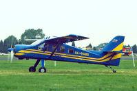 RA-44485 @ EGKB - Technoavia SMG-92 Turbo Finist [00-004] Biggin Hill~G 10/06/1995