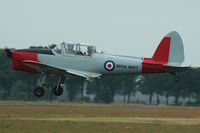 WB671 @ EHGR - Still going strong is this Chipmunk T.1! - by Nicpix Aviation Press  Erik op den Dries
