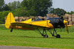 G-RLWG @ EGBR - at Breighton's Open Cockpit & Biplane Fly-in, 2014 - by Chris Hall