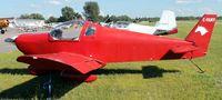 C-FANY @ KAXN - Zenair Zenith CH-200 tied down. - by Kreg Anderson