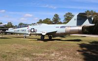 57-1331 @ VPS - F-104D Starfighter at Air Force Armament Museum