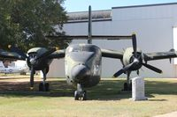 57-3080 - YC-7A Caribou at Army Aviation Museum - by Florida Metal