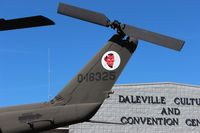 66-16325 - UH-1H at Daleville AL City Hall - by Florida Metal