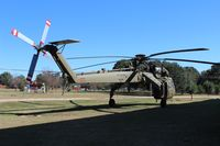 68-18438 - CH-54 Tarhe at Army Aviation Museum