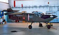 T-417 @ EKKA - Saab MFI-17 Supporter [15-217] (Danish Air Force) Karup~OY 09/06/2000