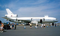 T-264 @ EGVA - Douglas KDC-10 [46985] (Royal Netherlands Air Force) RAF Fairford~G 21/07/1996