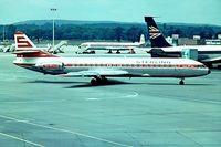 OY-SAF @ EGKK - Sud Aviation SE.210 Caravelle 12 [275] (Sterling Airways) Gatwick~G 01/07/1974. From a slide.