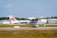 N1154W @ KLAL - 2014 Sun n Fun - by MVAvery