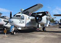 151647 @ NPA - Grumman S-2E Tracker - by Florida Metal