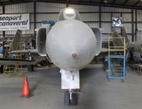 155563 @ TIX - F-4J Phantom under restoration - by Florida Metal