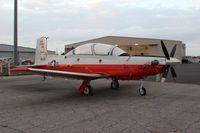 166129 @ ORL - T-6B Texan II - by Florida Metal