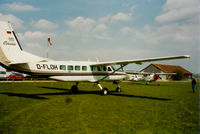 D-FLOH @ EDPD - The D-FLOH @ Dinglofing airport. - by Mabogey