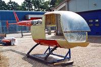 G-AZTI @ EHSB - MBB/Bolkow Bo.105D [S-34] (Militaire Luchtvaart Museum) Kamp Van Zeist Soesterberg~PH 11/08/2000 - by Ray Barber