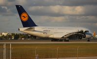 D-AIMB @ MIA - Lufthansa A380