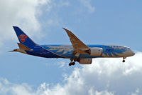 B-2735 @ EGLL - Boeing 787-8 Dream Liner [34928] (China Southern Airlines) Home~G 15/07/2014. On approach 27L. - by Ray Barber