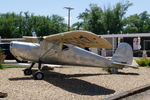 N76287 - Displayed in front of a motel in Tucumcari, NM