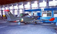 230 @ EIME - SIAI-Marchetti SF.260WE [297] (Irish Air Corps) Casement-Baldonnel~I 15/05/1997 - by Ray Barber