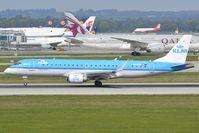 PH-EZN @ EDDM - KLM Cityhopper - by Maximilian Gruber
