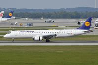 D-AEBJ @ EDDM - Lufthansa Cityline - by Maximilian Gruber