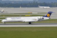 D-ACPN @ EDDM - Lufthansa Cityline - by Maximilian Gruber