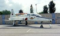 2601 @ LPAR - Northrop T-38A Talon [N.5209] (Portuguese Air Force) Alverca~CS 03/05/2000 - by Ray Barber