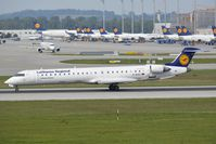 D-ACKC @ EDDM - Lufthansa Cityline - by Maximilian Gruber