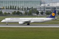 D-AEBF @ EDDM - Lufthansa Cityline - by Maximilian Gruber