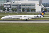 D-ACKD @ EDDM - Lufthansa Cityline - by Maximilian Gruber