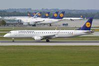 D-AEBG @ EDDM - Lufthansa Cityline - by Maximilian Gruber