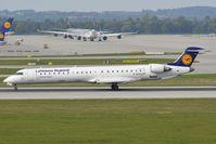 D-ACKG @ EDDM - Lufthansa Cityline - by Maximilian Gruber