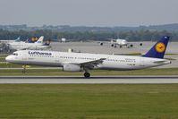 D-AIRA @ EDDM - Lufthansa - by Maximilian Gruber