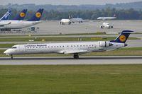 D-ACKH @ EDDM - Lufthansa Cityline - by Maximilian Gruber