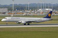D-AEBM @ EDDM - Lufthansa Cityline - by Maximilian Gruber