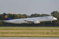 D-AEBB @ EDDM - Lufthansa Cityline - by Maximilian Gruber