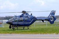 D-HVBY @ EDNY - Eurocopter EC.135T2 [0353] (Bundespolizei) Friedrichshafen~D 21/04/2005 - by Ray Barber