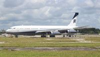N88ZL @ OPF - Private 707