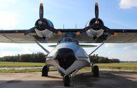 N96UC @ FA08 - PBY-5A Catalina