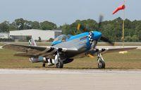 N151FT @ EVB - P-51D Mustang