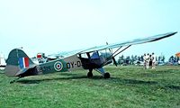 OY-DSZ @ EKVJ - Taylorcraft UK Plus D [173] Stauning~OY 05/06/1982