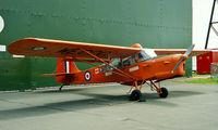 WE600 @ EGWC - Auster T.7 (Unknown) (Royal Air Force) RAF Cosford~G 09/06/1996